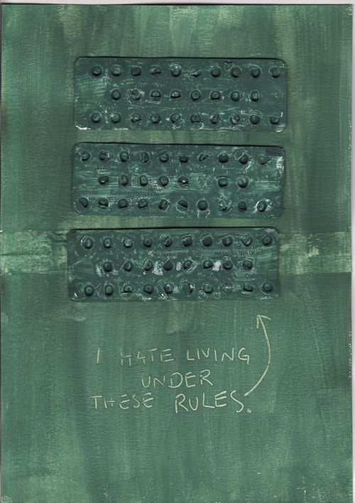 Pill rules